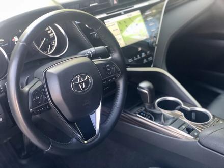 Toyota Camry 2019 года за 14 700 000 тг. в Караганда – фото 18