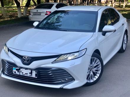 Toyota Camry 2019 года за 14 700 000 тг. в Караганда – фото 6