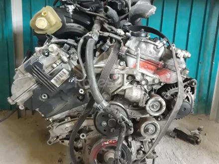 Двигатель lexus rx350 за 999 тг. в Алматы
