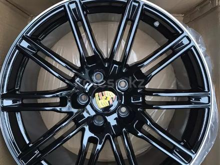 Новые диски на Porsche Cayenne R20-R21 за 350 000 тг. в Алматы – фото 4