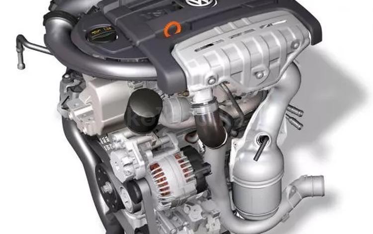 Двигатель AUDI A1 за 20 000 тг. в Алматы