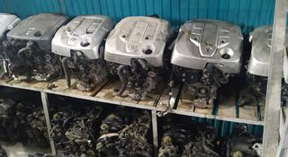 Двигатель 4gr-fe Lexus ES250 (лексус ес250) за 777 тг. в Алматы