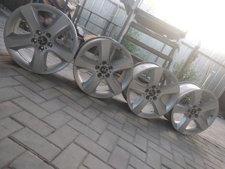 R19 J9 ET48 на BMW X5 X6 одно размерные за 150 000 тг. в Алматы – фото 6