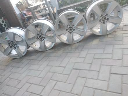 R19 J9 ET48 на BMW X5 X6 одно размерные за 150 000 тг. в Алматы – фото 8