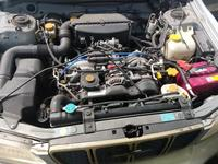 Двигатель Subaru Forester SF5 EJ201 2000 за 203 862 тг. в Алматы