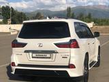 Lexus LX 570 2017 года за 42 000 000 тг. в Алматы – фото 4