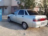 ВАЗ (Lada) 2110 (седан) 2004 года за 1 200 000 тг. в Актау – фото 2
