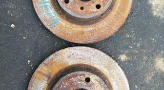 Тормозные диски на Альмеру за 15 000 тг. в Алматы