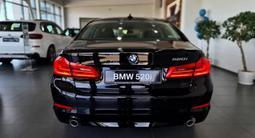 BMW 520 2019 года за 19 700 000 тг. в Усть-Каменогорск – фото 4