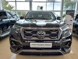 Toyota Land Cruiser Prado Comfort Plus 2021 года за 30 500 000 тг. в Костанай – фото 2
