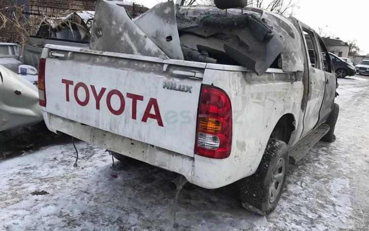 Toyota Hilux 2014 года за 7 777 777 тг. в Атырау