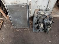 Радиатор основной мицубиси за 1 000 тг. в Алматы