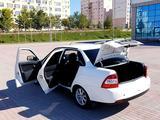 ВАЗ (Lada) 2170 (седан) 2014 года за 2 500 000 тг. в Шымкент – фото 5