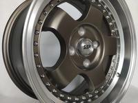 Комплект спортивных дисков r15 4*100 за 210 000 тг. в Караганда