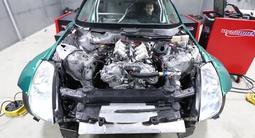 Двигатель Nissan Infinity 3, 5Л VQ35 за 49 800 тг. в Алматы – фото 3
