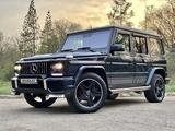 Mercedes-Benz G 500 2002 года за 10 000 000 тг. в Алматы
