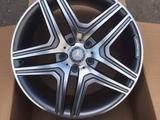 Новые диски ///AMG R20 5x112 Подходят на Mercedes-Benz ML, GL, GLS, S-Clas за 250 000 тг. в Алматы – фото 4