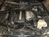 Двигатель Мерседес Е240 2, 4л кузов 210 в отличном состоянии за 100 000 тг. в Костанай – фото 2