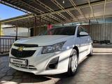 Chevrolet Cruze 2014 года за 4 657 692 тг. в Алматы
