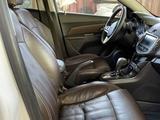 Chevrolet Cruze 2014 года за 4 657 692 тг. в Алматы – фото 5