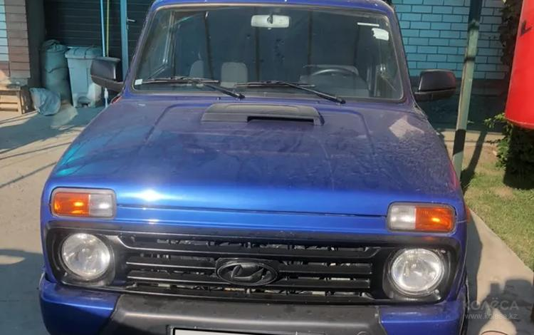 ВАЗ (Lada) 2121 Нива 2018 года за 3 500 000 тг. в Атырау