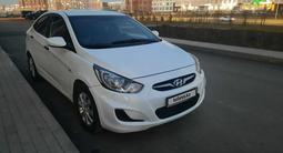 Hyundai Accent 2011 года за 3 900 000 тг. в Нур-Султан (Астана) – фото 2