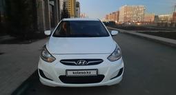 Hyundai Accent 2011 года за 3 900 000 тг. в Нур-Султан (Астана) – фото 3