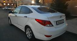Hyundai Accent 2011 года за 3 900 000 тг. в Нур-Султан (Астана) – фото 4
