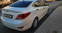 Hyundai Accent 2011 года за 3 900 000 тг. в Нур-Султан (Астана) – фото 5