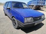 ВАЗ (Lada) 2109 (хэтчбек) 2001 года за 450 000 тг. в Семей