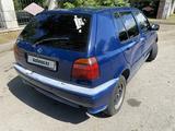 Volkswagen Golf 1994 года за 1 000 000 тг. в Алматы – фото 5