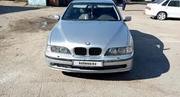 BMW 523 1998 года за 1 400 000 тг. в Костанай – фото 2