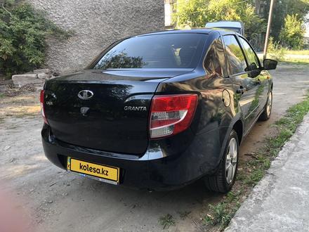 ВАЗ (Lada) 2190 (седан) 2014 года за 2 350 000 тг. в Караганда – фото 3