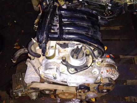 Двигатель на Nissan Tiida за 33 333 тг. в Алматы – фото 2