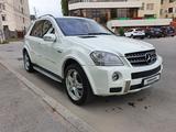 Mercedes-Benz ML 63 AMG 2007 года за 8 800 000 тг. в Алматы – фото 3