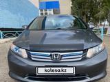 Honda Civic 2012 года за 3 750 000 тг. в Костанай – фото 2