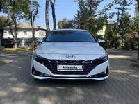 Hyundai Elantra 2021 года за 12 600 000 тг. в Алматы
