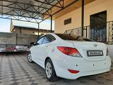 Hyundai Accent 2014 года за 3 600 000 тг. в Тараз – фото 5