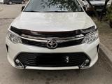 Toyota Camry 2016 года за 10 500 000 тг. в Талдыкорган