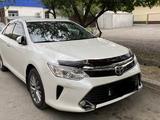 Toyota Camry 2016 года за 10 500 000 тг. в Талдыкорган – фото 4