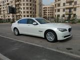 BMW 740 2009 года за 9 500 000 тг. в Алматы – фото 2