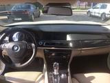 BMW 740 2009 года за 9 500 000 тг. в Алматы – фото 5