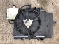 Диффузор радиатора на Ниссан Куб z11 за 15 000 тг. в Алматы