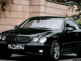 Mercedes-Benz CL 600 2003 года за 6 200 000 тг. в Алматы – фото 2