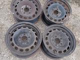Диски железные БМВ Е39 5/120р15 за 15 000 тг. в Кокшетау