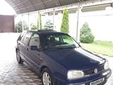 Volkswagen Golf 1996 года за 2 050 000 тг. в Тараз – фото 3