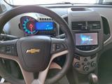 Chevrolet Aveo 2013 года за 4 050 000 тг. в Шымкент – фото 4