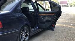 BMW 528 1997 года за 2 700 000 тг. в Алматы – фото 5