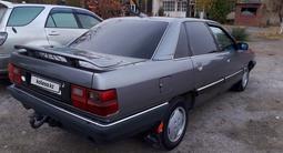 Audi 100 1990 года за 1 050 000 тг. в Талдыкорган – фото 2