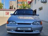 ВАЗ (Lada) 2115 (седан) 2005 года за 980 000 тг. в Актобе – фото 5